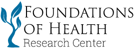 Foundations of Health Research Center Logo